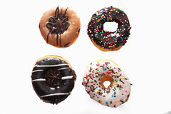 Selection of donuts Royalty Free Stock Images