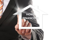 Selection of the dream house Stock Photography