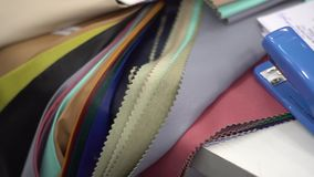 Selection of fabric from a wide range 3