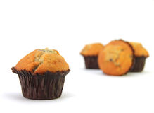 Selection of Muffins Stock Photography