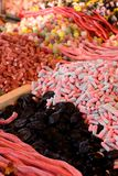 Selection of sweets Stock Image