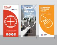 Selection Tool, Caution, Add tool roll up. Selection Tool modern business roll up banner design template, Caution creative poster stand or brochure concept, Add Stock Photo