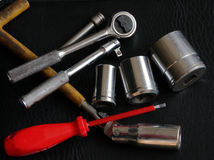 Selection of Tools Stock Images