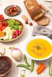 Selection of vegan food Stock Image
