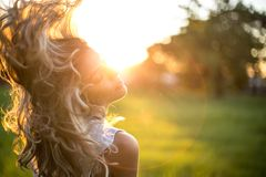 Selective Focus Photography of Woman royalty free stock images