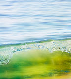Crystal Wave Stock Photography