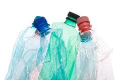 Selective waste collection Stock Photo