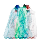 Selective waste collection Royalty Free Stock Photography