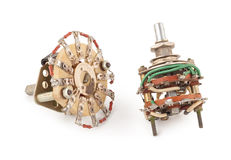 Selector Switch Stock Photography