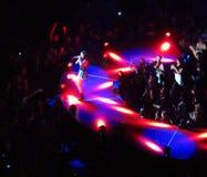 Selena e cantato al centro di Air Canada Fotografie Stock Libere da Diritti