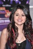 Selena Gómez fotografía de archivo