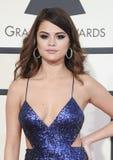 Selena Gómez Fotografia de Stock Royalty Free