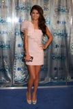 Selena Gomez. LOS ANGELES - JAN 5:  Selena Gomez arrives at 2011 People's Choice Awards at Nokia Theater at LA Live on January 5, 2011 in Los Angeles, CA Royalty Free Stock Photography