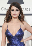 Selena Gomez Fotografia Stock Libera da Diritti