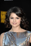 Selena Gomez. At the 2009 American Music Awards Arrivals, Nokia Theater, Los Angeles, CA. 11-22-09 Royalty Free Stock Images