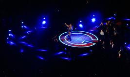 Selena Gomez Concert - Toronto Fotos de Stock