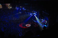 Selena Gomez Concert - Toronto Fotografia Stock