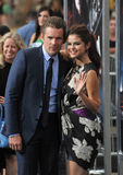 Selena Gomez & Ethan Hawke Royalty Free Stock Image
