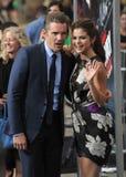 Selena Gomez & Ethan Hawke Royalty Free Stock Photography