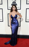 Selena Gomez. At he 58th GRAMMY Awards held at the Staples Center in Los Angeles, USA on February 15, 2016 royalty free stock photography