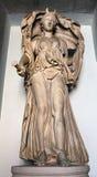 Selene - la déesse de la lune image libre de droits