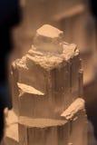 Selenite mineral texture Stock Image
