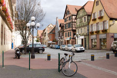 Selestat cityscape Stock Photo