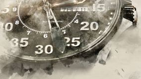 Seletor dos relógios de pulso Imagem de Stock Royalty Free
