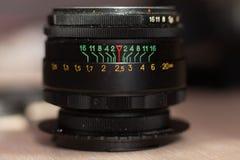 Seletor, lente, lente manualmente fotos de stock royalty free