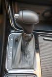 Seletor moderno de uma engrenagem de transmissão automática Imagem de Stock Royalty Free
