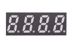 Seletor para a calculadora fotografia de stock royalty free