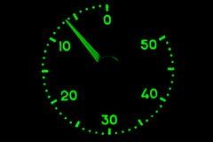 Seletor, verde fotografia de stock