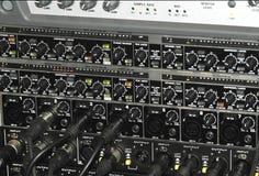 Seletores do estúdio Fotos de Stock