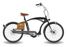 Selettore rotante della bicicletta Fotografia Stock