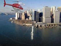 Selettore rotante NYC immagine stock