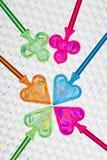 Selezionamenti colorati del partito   Fotografia Stock