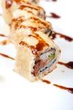 Selezione choice dell'assortimento di miscuglio dei sushi freschi Fotografia Stock