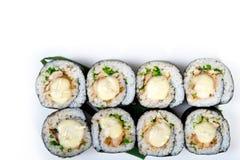 selezione choice dell'assortimento di miscuglio di 17363266 sushi freschi fotografia stock libera da diritti