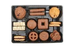Selezione del biscotto immagine stock