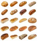 Selezione del pane Fotografia Stock