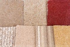 Selezione del tappeto Fotografia Stock Libera da Diritti