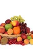 Selezione della frutta Fotografie Stock Libere da Diritti