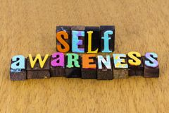 Free Self Awareness Personal Success Aware Business Understanding Leadership Royalty Free Stock Photos - 164016968