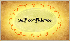 Self confidence  Royalty Free Stock Photo