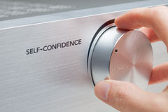 Self-confidence Stock Photography