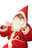 Self-confident Santa Stock Image