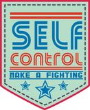 Self control Stock Image