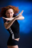 Self defence Royalty Free Stock Photography