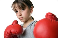 Self Defence Royalty Free Stock Images