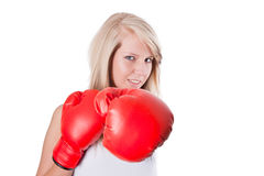 Self-defense Stock Photography